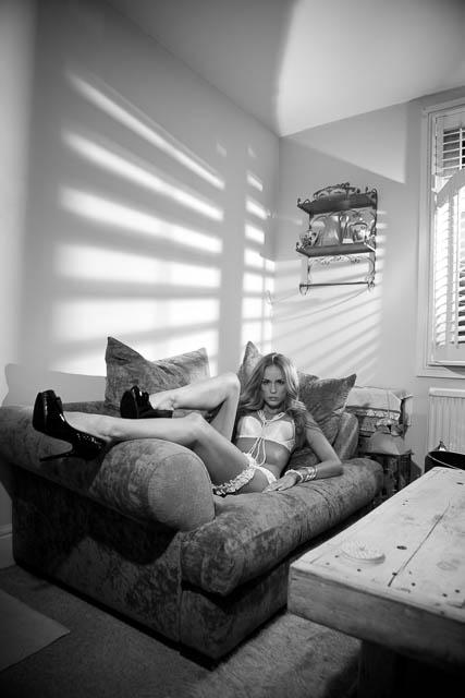 Boudoir Stories: Cassandra