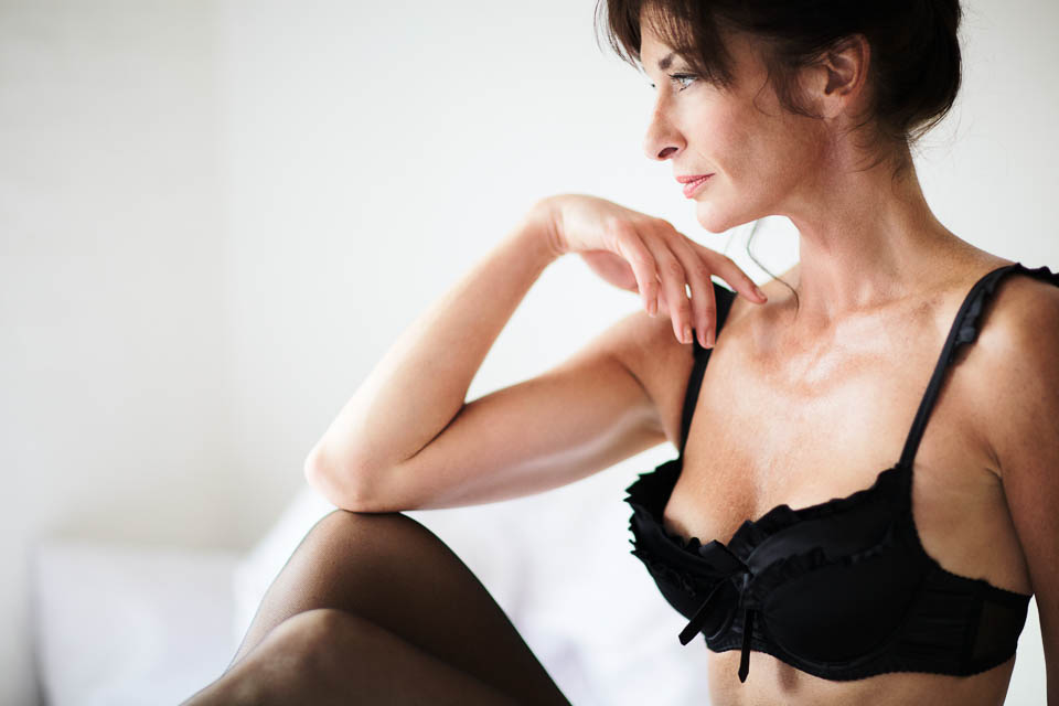 Welcome Back to London Boudoir Photography