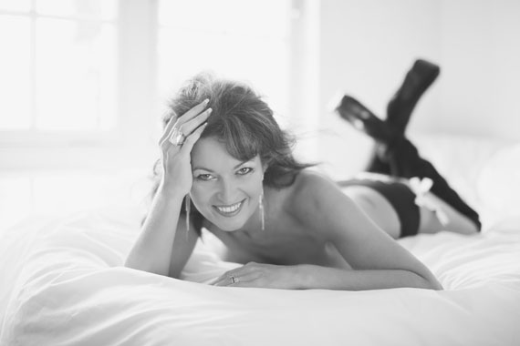 Ali Photographed by Carlo and Fabiana Nicora London Boudoir Photography