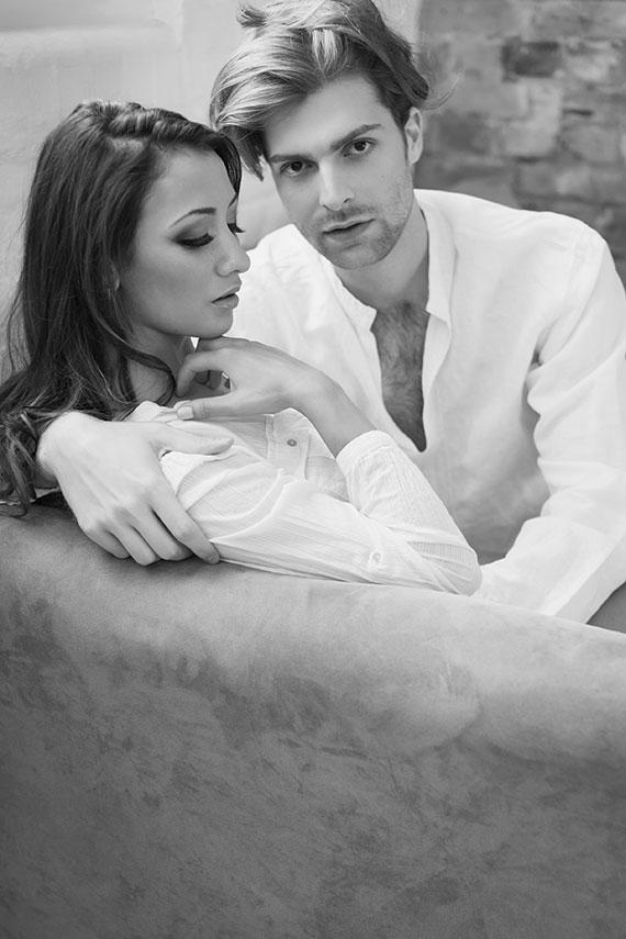 London Boudoir Photography Couple Boudoir by Carlo and Fabiana Nicora