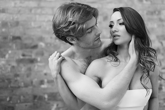 London Boudoir Photography Couple Boudoir by Carlo and Fabiana Nicora