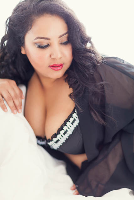 Living the Experience at London Boudoir Photography