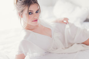 Brides and Couples at London Boudoir Photography