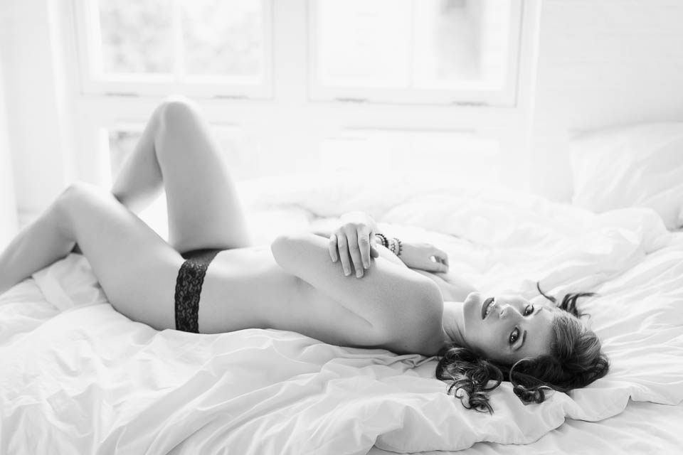 Capturing your Inner Beauty at London Boudoir Photography