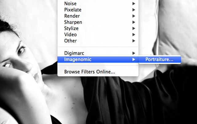 Install Imagenomic Portraiture License Key on OSX Mountain Lion Photoshop Plugin