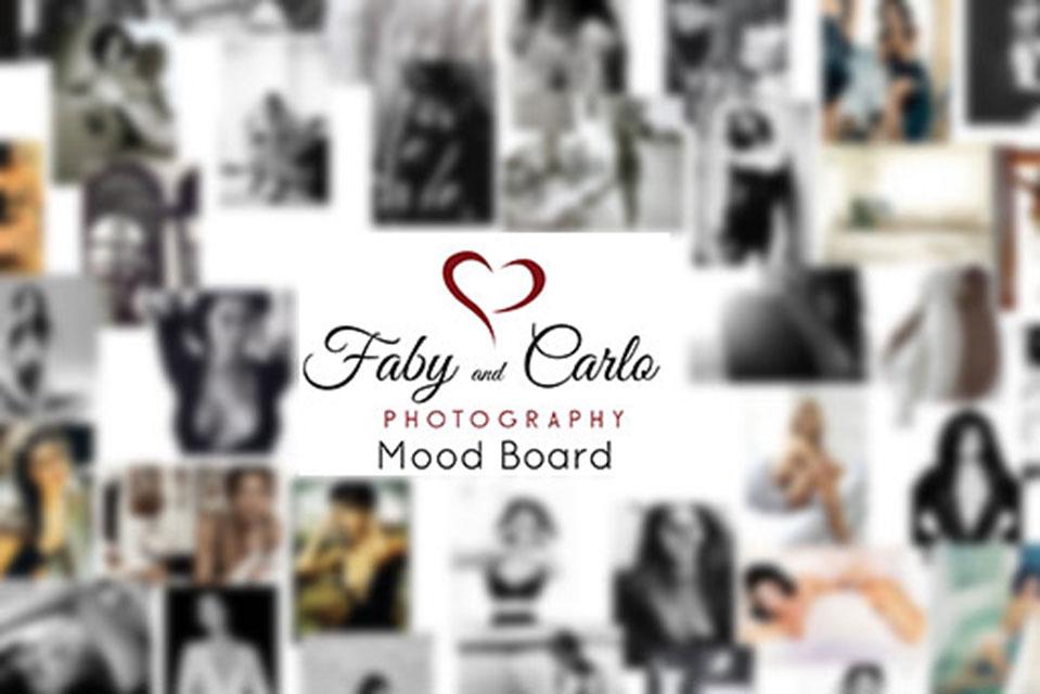 Monica Bellucci Dolce and Gabbana Inspired Mood board Fabiana Carlo Nicora fabyandcarlo.com