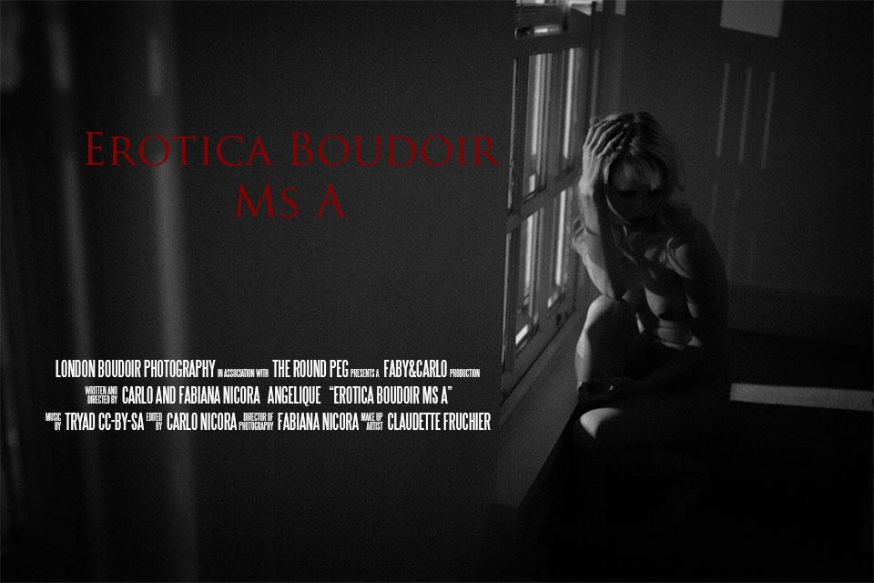 Erotica Boudoir: How to Make Woman Comfortable Posing Nude by Fabiana and Carlo Nicora at fabyandcarlo.com