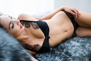 Petits Bisous for London Boudoir Photography by Faby and Carlo