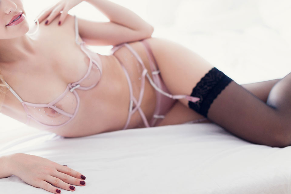 0aeeb42c229 The Dolci Follie Experience  Boudoir Photography in Luxury Lingerie