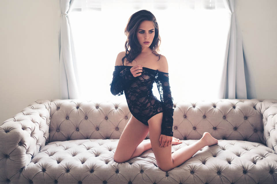 Get discovered, by Faby and Carlo at London Boudoir Photography