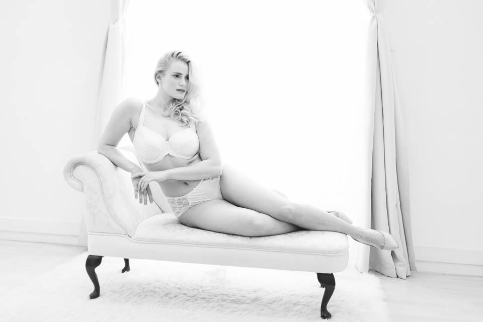 Life at photoshop by Faby and Carlo at London Boudoir Photography