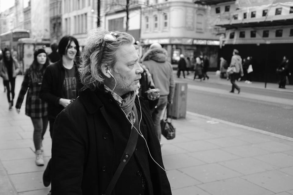 Street photography with the Fuji x100f by Faby and Carlo